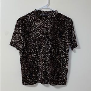 Zara Short Sleeve Top
